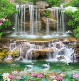 Tranh Thác Nước