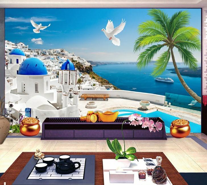 Tranh Phong Cảnh Biển - 11142