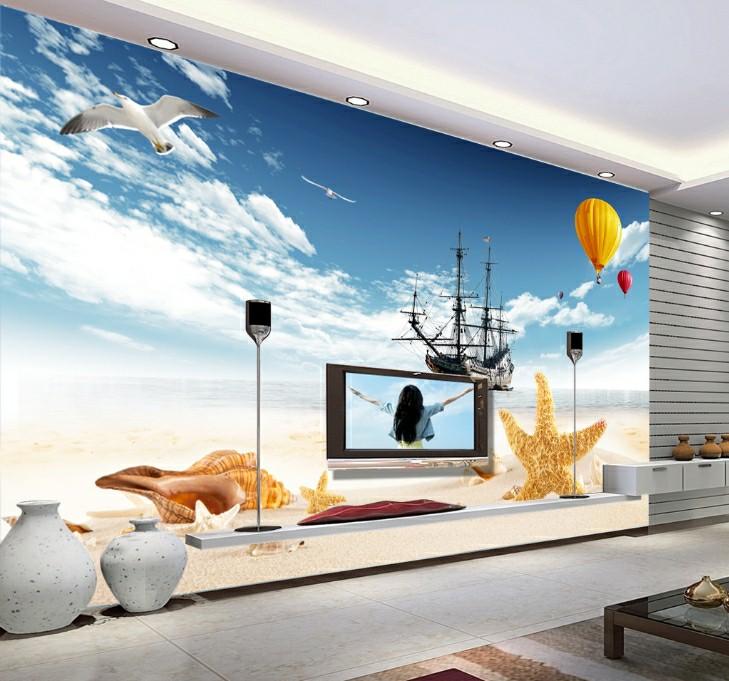 Tranh Phong Cảnh Biển - 11147