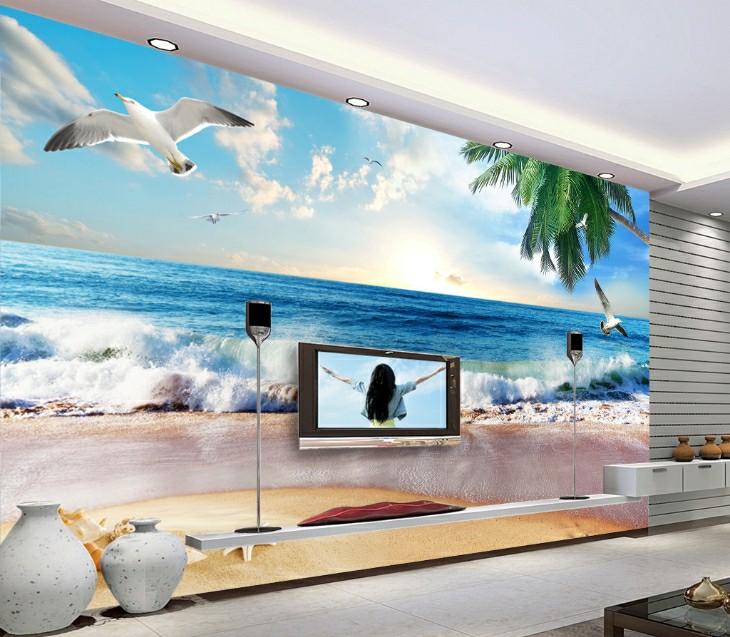 Tranh Phong Cảnh Biển - 11150