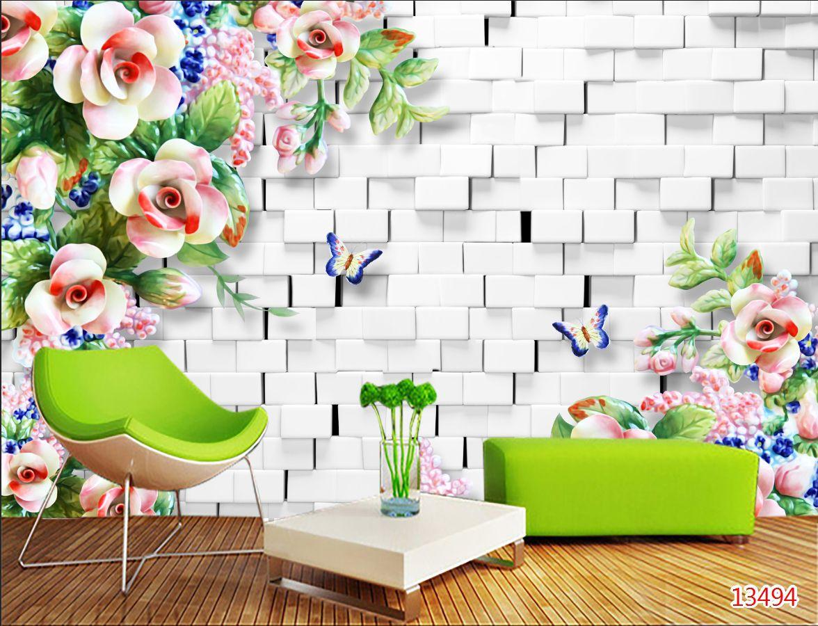 Tranh Hoa 3D - 13494