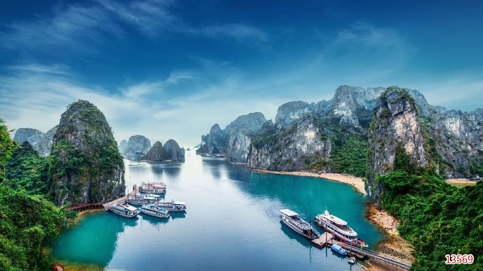 Tranh Phong Cảnh Biển - 13569