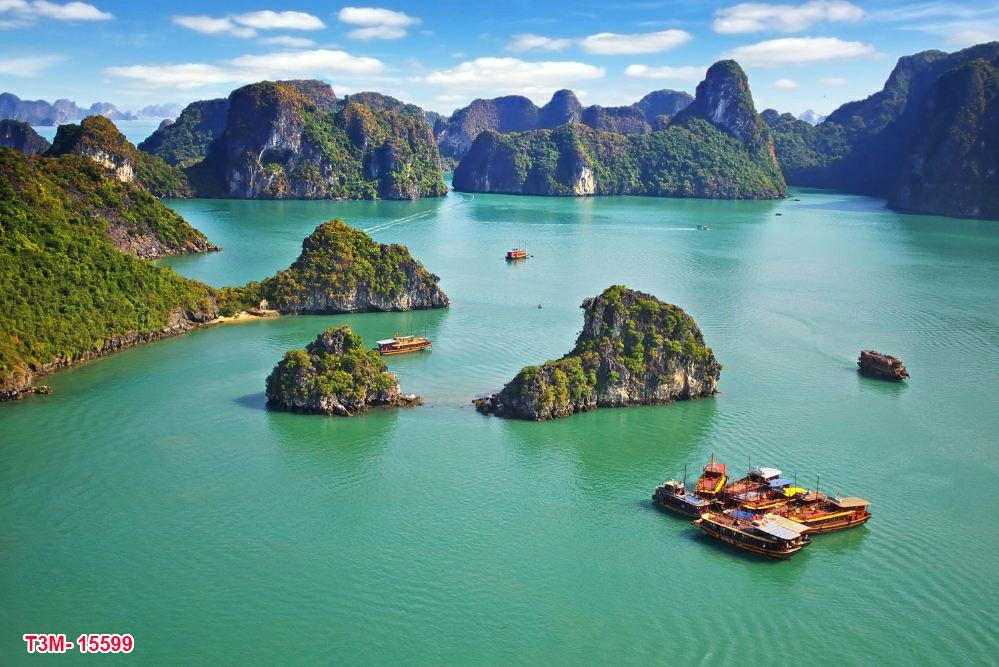 Tranh Phong Cảnh Biển - 15599-DEMO