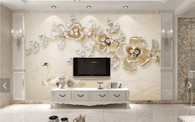 Tranh Hoa 3D - TH3053