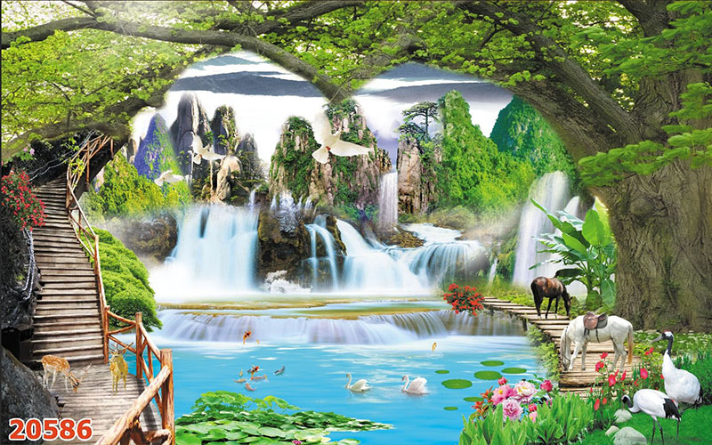 Tranh Sơn Thủy - 205856
