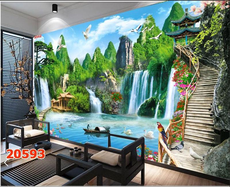 Tranh Sơn Thủy - 20593