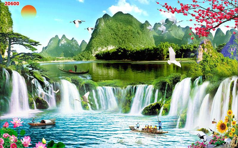 Tranh Sơn Thủy - 20600