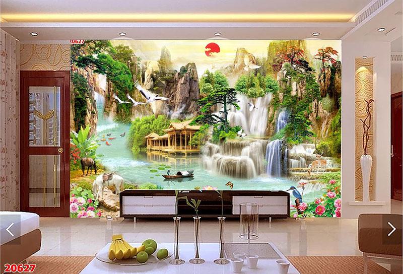 Tranh Sơn Thủy - 20627