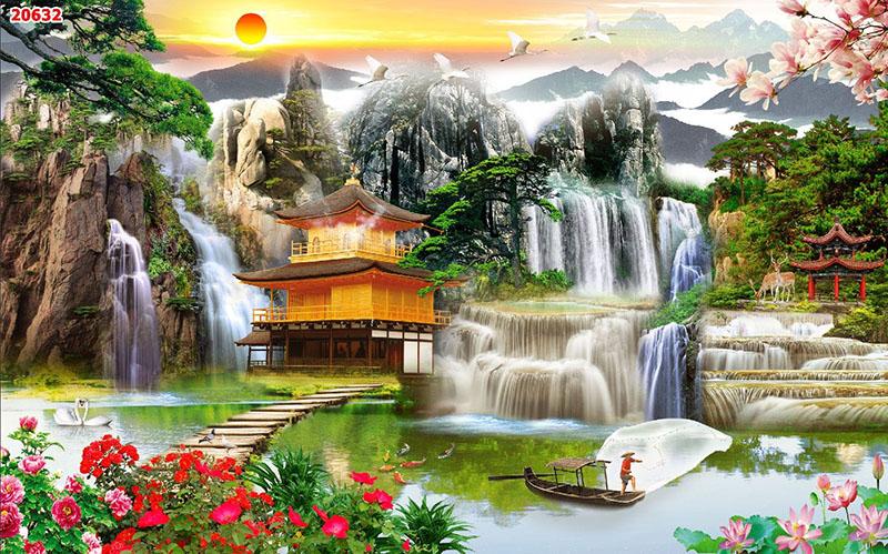 Tranh Sơn Thủy - 20632