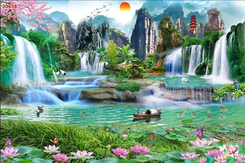 Tranh Sơn Thủy - 20656