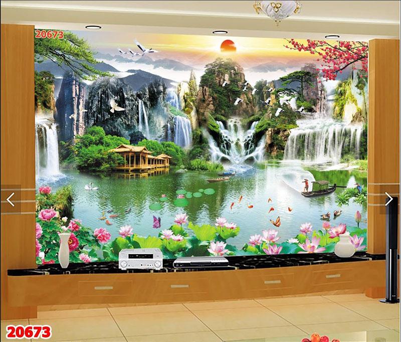 Tranh Sơn Thủy - 20673
