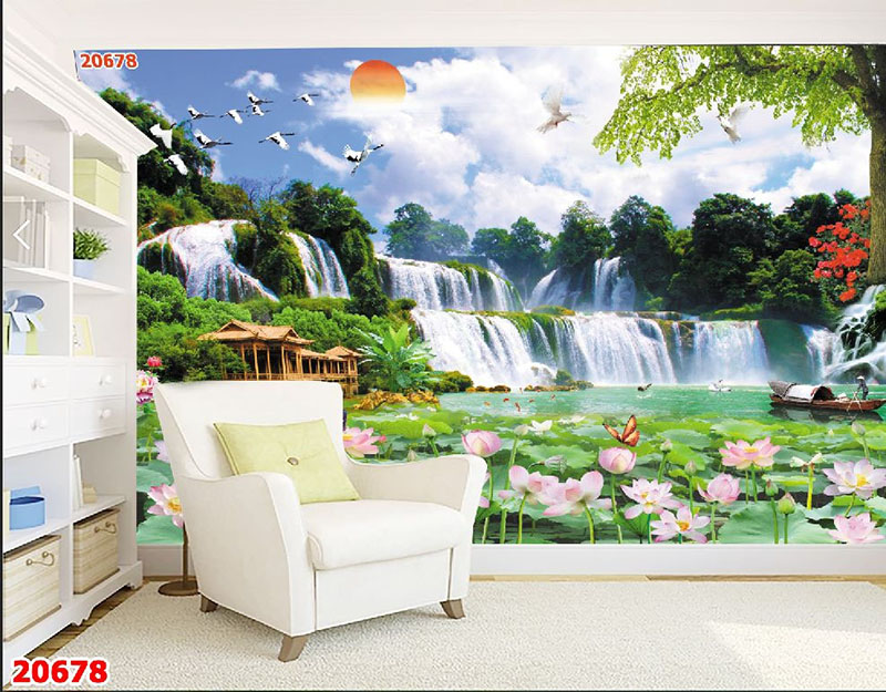 Tranh Sơn Thủy - 20678
