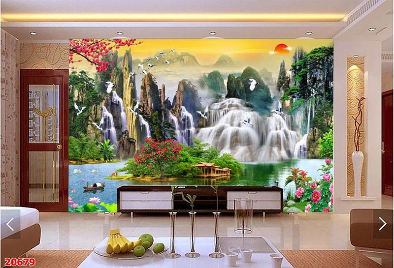 Tranh Sơn Thủy - 20679