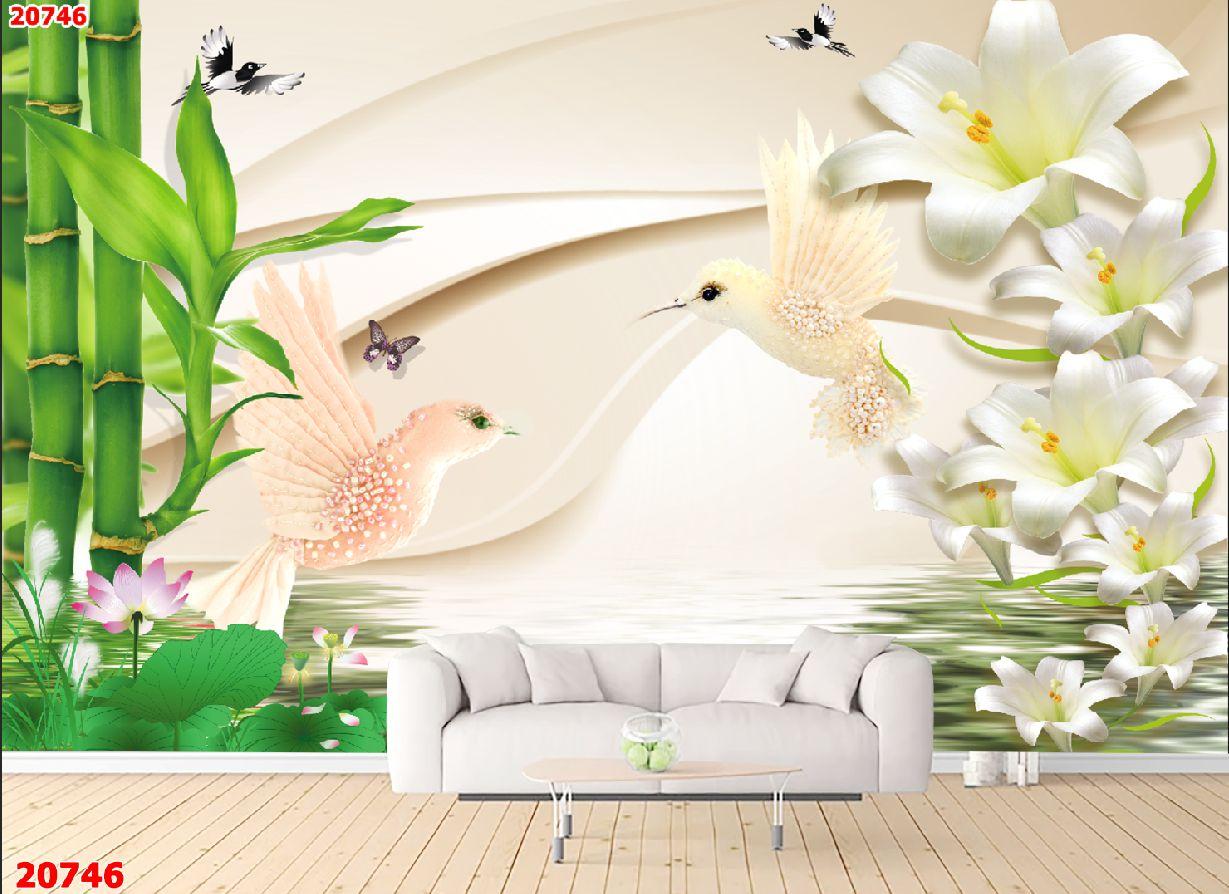 Tranh Hoa 3D - 20716