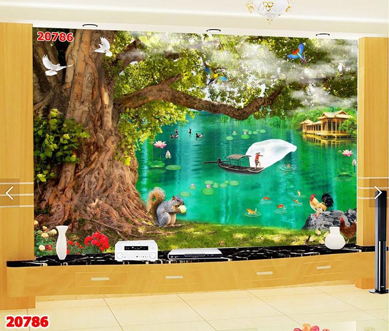 Tranh Sơn Thủy - 20786