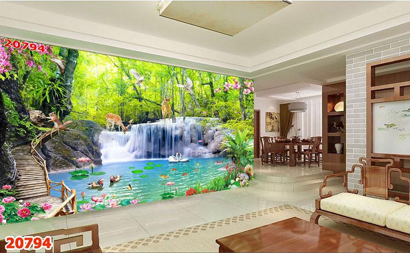 Tranh Sơn Thủy - 20794