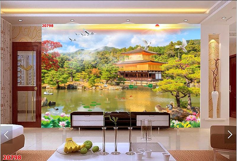 Tranh Sơn Thủy - 20798