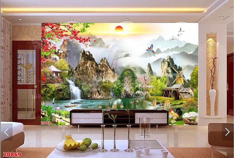 Tranh Sơn Thủy - 20869