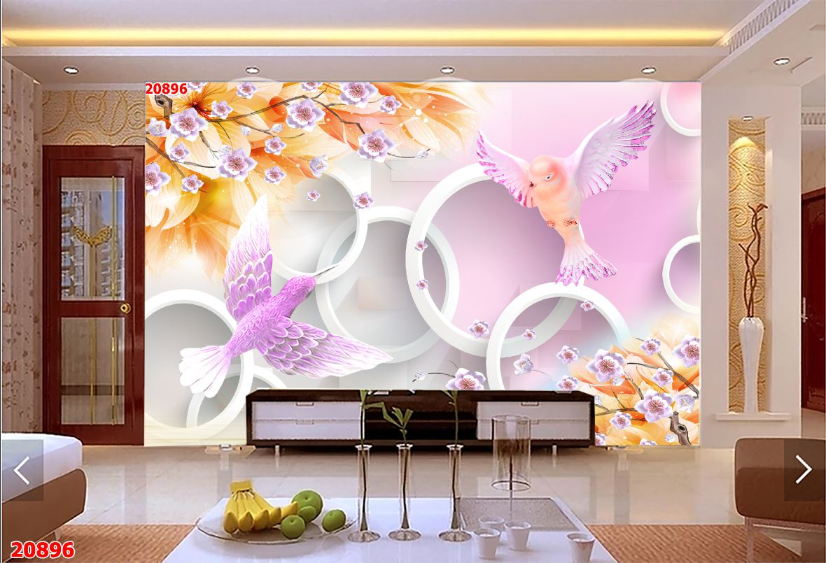 Tranh Hoa 3D - 20896
