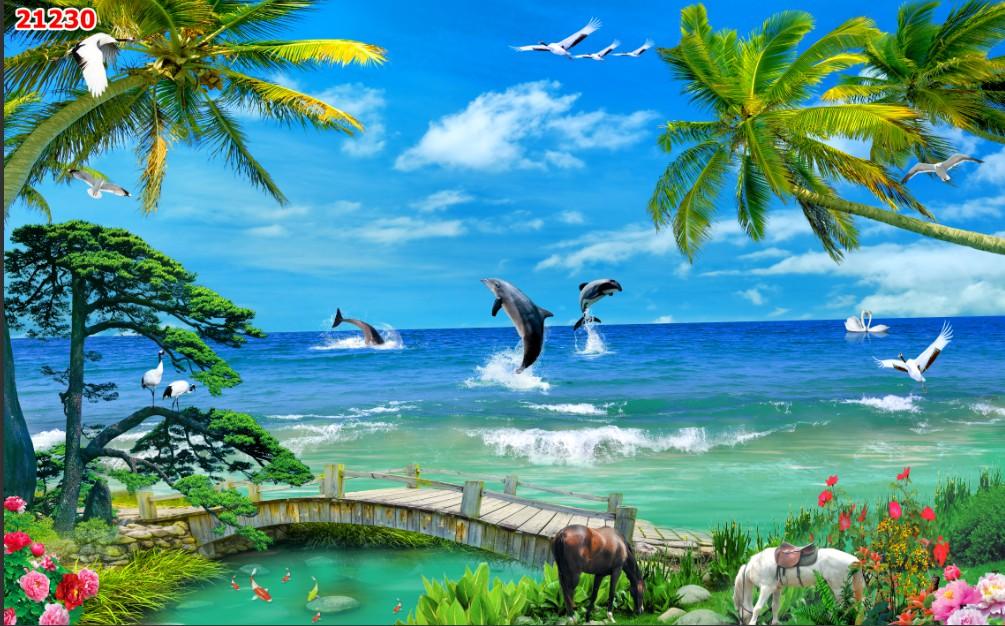 Tranh Phong Cảnh Biển - 21230