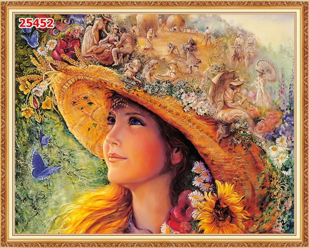 Tranh Nghệ Thuật - 25452