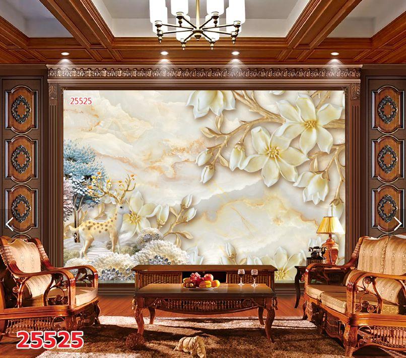 Tranh Hoa 3D - 25525