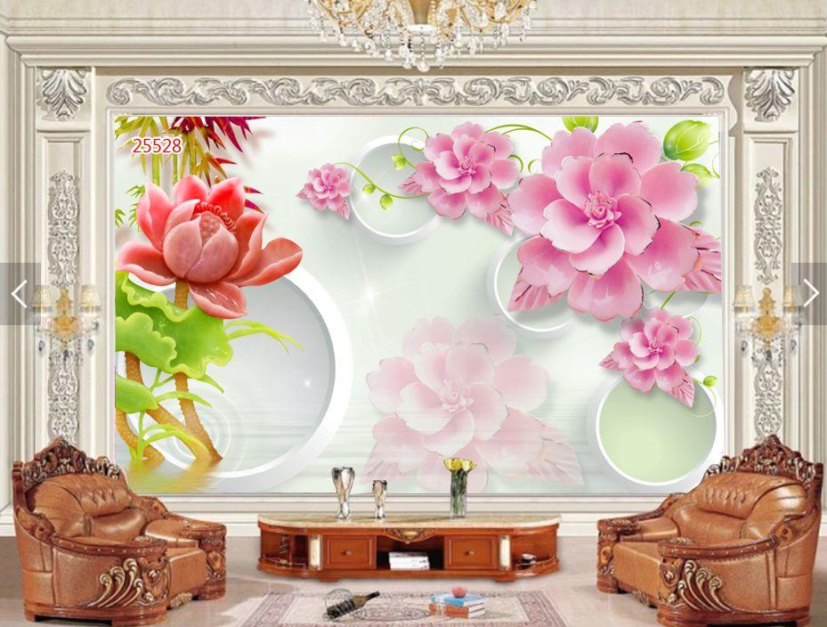 Tranh Hoa 3D - 25528