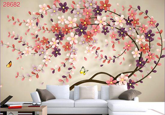 Tranh Hoa 3D - 28682