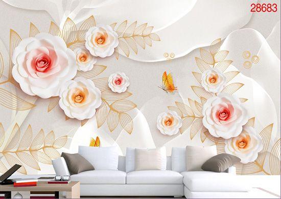 Tranh Hoa 3D - 28683