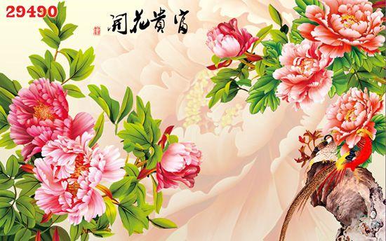 Tranh Hoa 3D - 29490