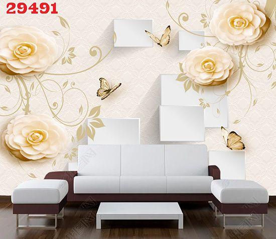 Tranh Hoa 3D - 29491
