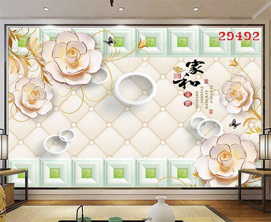 Tranh Hoa 3D - 29492