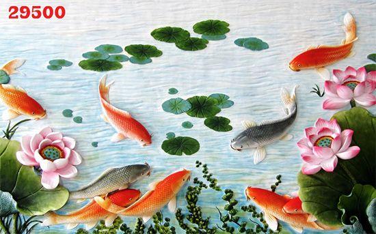 Tranh Hoa 3D - 29500