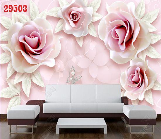 Tranh Hoa 3D - 29503