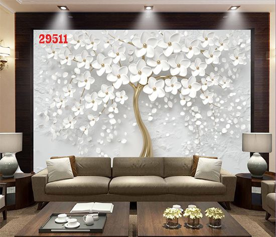 Tranh Hoa 3D - 29511