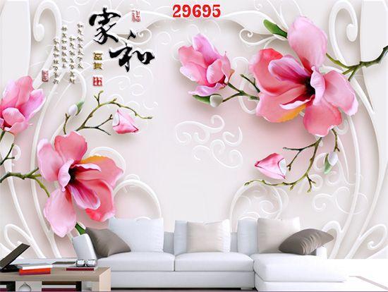 Tranh Hoa 3D - 29595