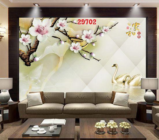 Tranh Hoa 3D - 29702