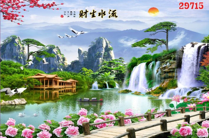 Tranh Sơn Thủy - 209715