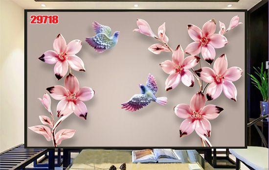 Tranh Hoa 3D - 29718