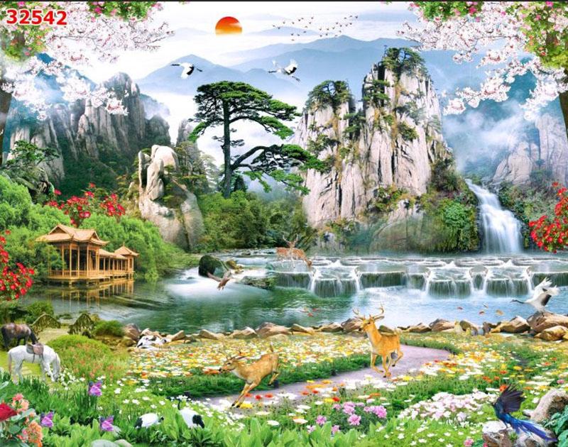 Tranh Sơn Thủy - 32542