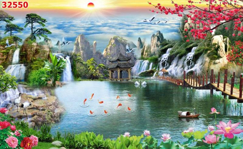 Tranh Sơn Thủy - 32550