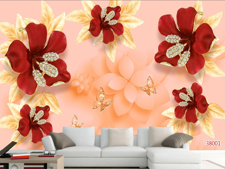 Tranh Hoa 3D - 38001
