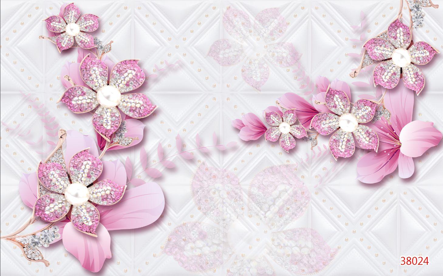 Tranh Hoa 3D - 38024