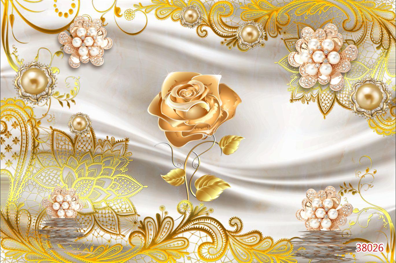 Tranh Hoa 3D - 38026