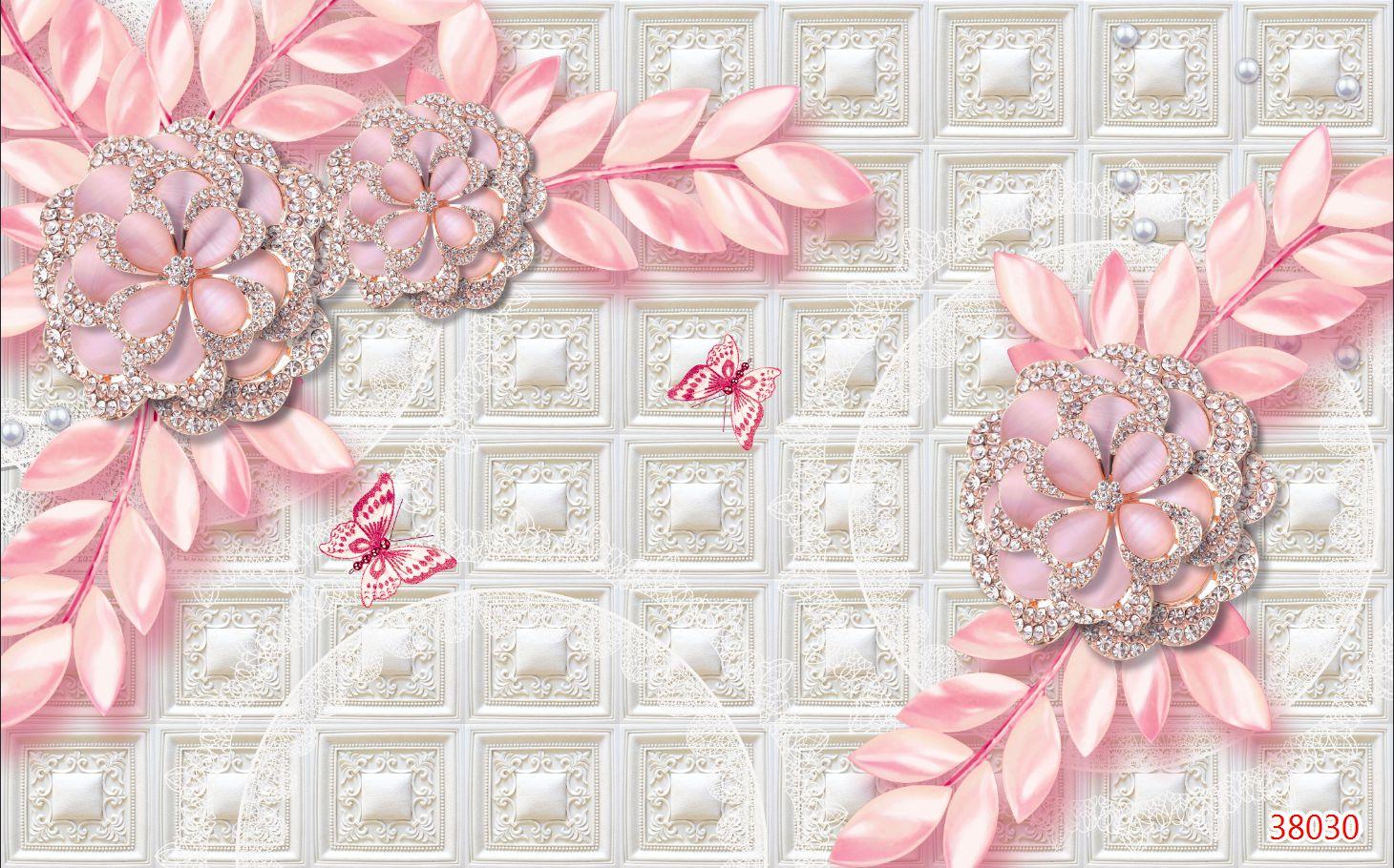 Tranh Hoa 3D - 38030