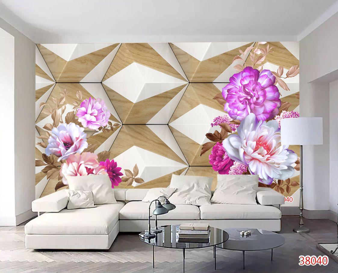 Tranh Hoa 3D - 30840