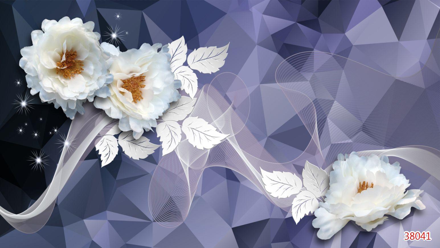 Tranh Hoa 3D - 30841