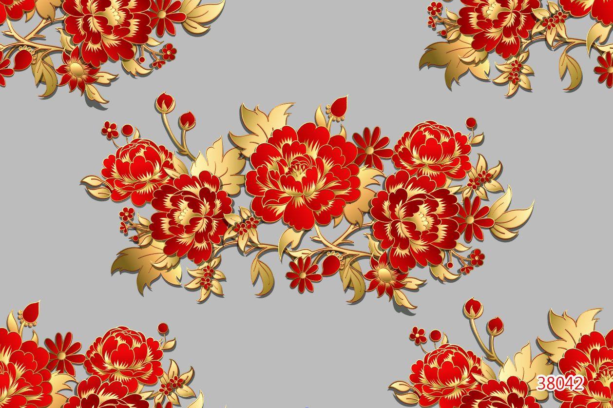 Tranh Hoa 3D - 30842