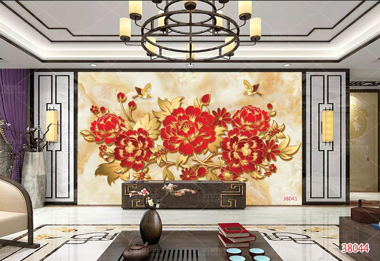 Tranh Hoa 3D - 38044