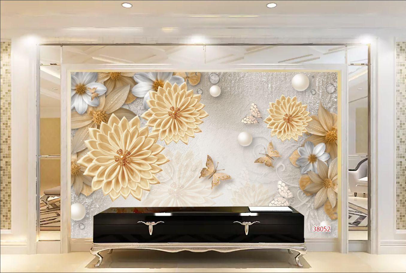 Tranh Hoa 3D - 38052
